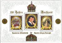 (2004) MiNr. 2473 - 2475 ** - Rakousko - BLOCK 23