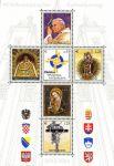 (2004) MiNr. 2476 - 2481 ** - Rakousko - BLOCK 24