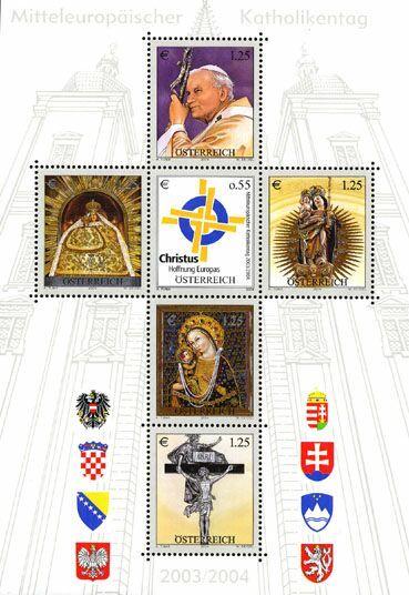 (2004) MiNo. 2476 - 2481 ** -  Austria - BLOCK 24