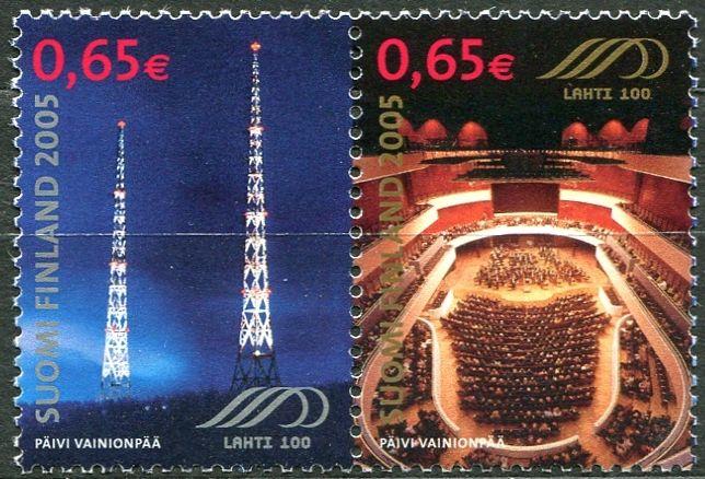 Finsko - poštovní známky