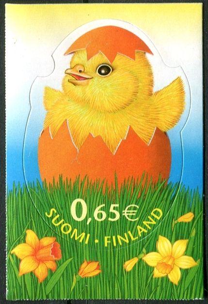 (2006) MiNr. 1793 ** - Finsko -  Velikonoce