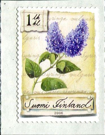 (2006) MiNr. 1794 ** - Finsko -  Šeřík