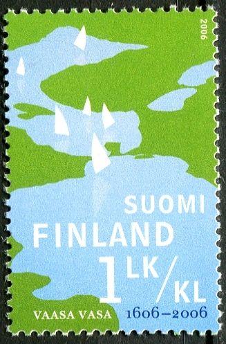(2006) MiNr. 1809 ** - Finsko -  400 let města Vassa