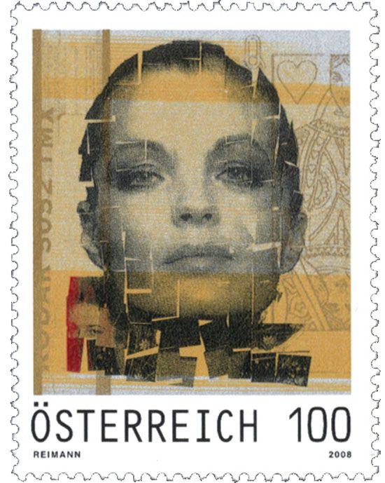 (2008) MiNr. 2775 ** - Rakousko - Romy Schneider