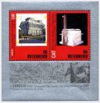 (2009) MiNr. 2801 - 2802 ** - Rakousko - BLOCK 50