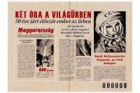 (2011) MiNr. 5512 ** - Maďarsko - BLOCK 340 -  J. A. Gagarin
