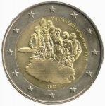 (2013) 2€ - Malta - 1921 - autonomní vláda Malty (BU)