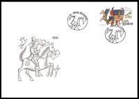 (2013) FDC 770 - 130 let poštovního bankovnictví