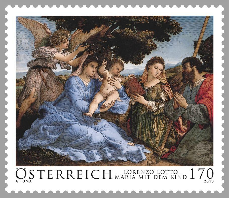 MiNr. 3101 ** - Rakousko - Lorenzo Lotto