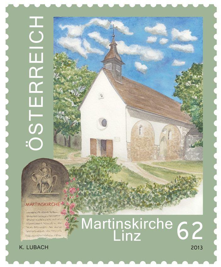 MiNr. 3104 ** - Rakousko - Kostely v Rakousku