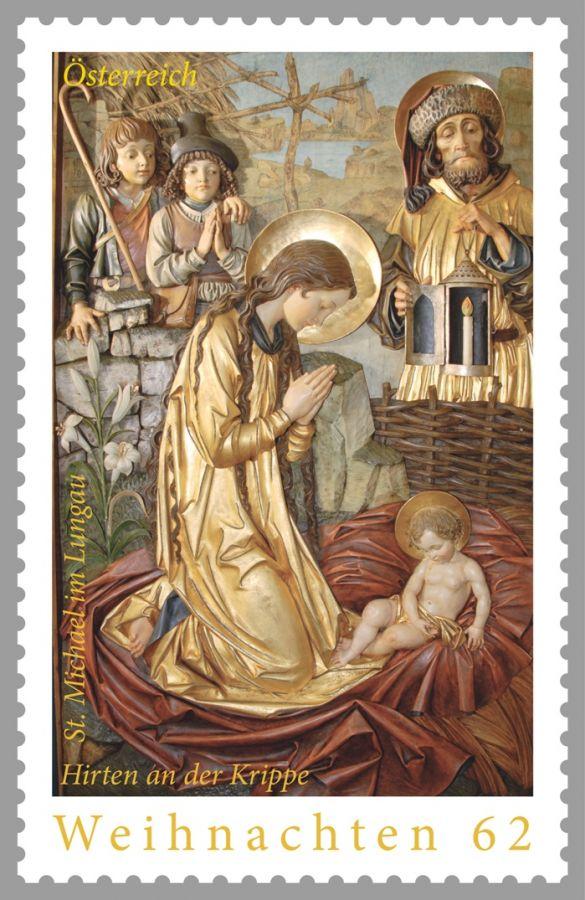 MiNr. 3112 ** - Rakousko - Vánoční známka III.