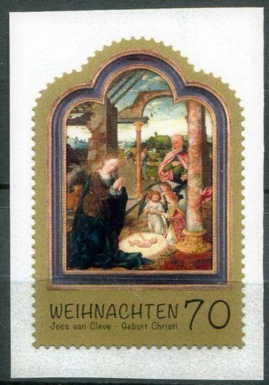 (2013) MiNr. 3112 ** - Rakousko - Vánoční známka III.