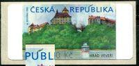 """AU 1C - VV - šedá podlouhlá skvrna nad """"U"""" - republika"""