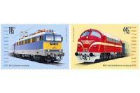 (2013) MiNr. 5633 - 5634 ** - Maďarsko - lokomotivy