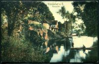 Dvůr Králové nad Labem - Königinhof a. d. Elbe (1907)