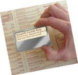 Kreditka - lupa 3x s LED Carson MC-99
