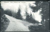 Krkonoše - Partie z Bucharovy cesty (