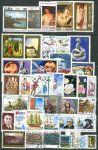 Poštovní známky - balíček 40 ks