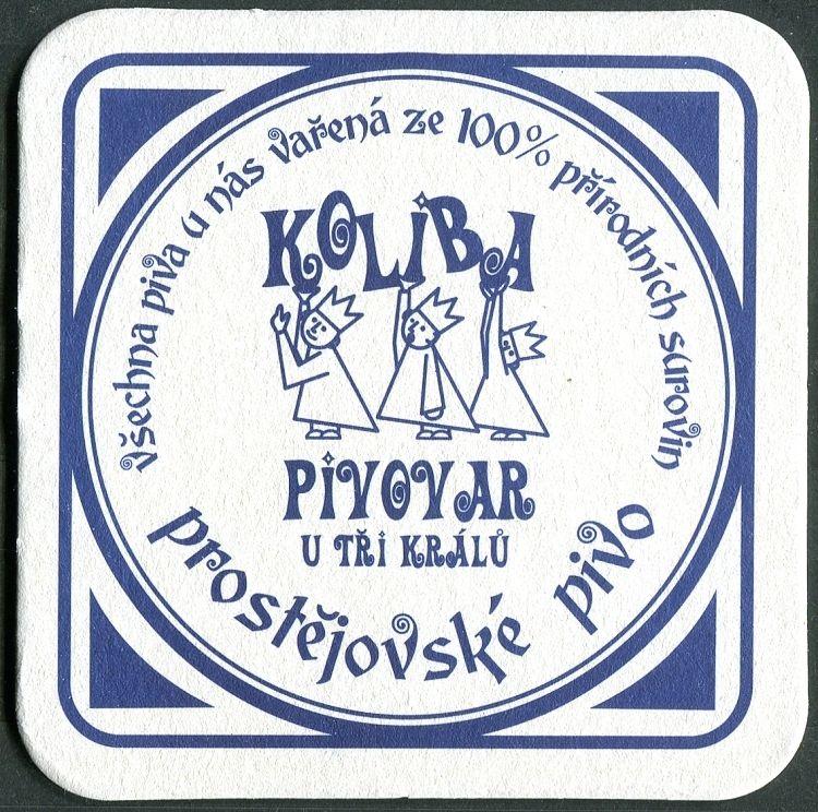 Pivní podtácky - Pivovar Prostějov