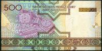 Turkmenistán - bankovky