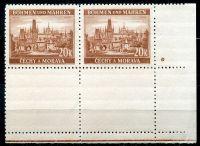 (1939) č. 40 ** - B.u.M. - Krajiny, hrady a města - 2 x KD - d.z. +