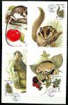 (1996) CM 10-13 (110-113) - Mammals