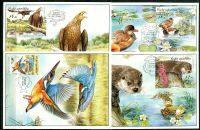 (2008) CM 68-71 (563-566) - Ochrana přírody:  Třeboňsko