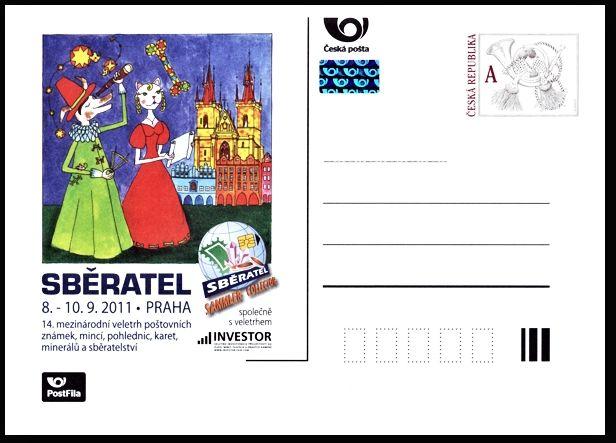 (2011) CDV 133 ** - P 182 - Sběratel 2011