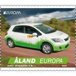 (2013) MiNr. 376 ** - Aland - Europa 2013