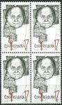 (2014) MiNo. 800 ** - Czech republic - 100th birthday of Bohumil Hrabal