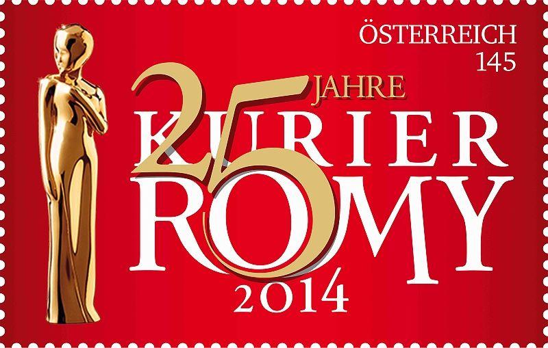 (2014) MiNr. 3118 ** - Rakousko - 25 roků - Romy Gala
