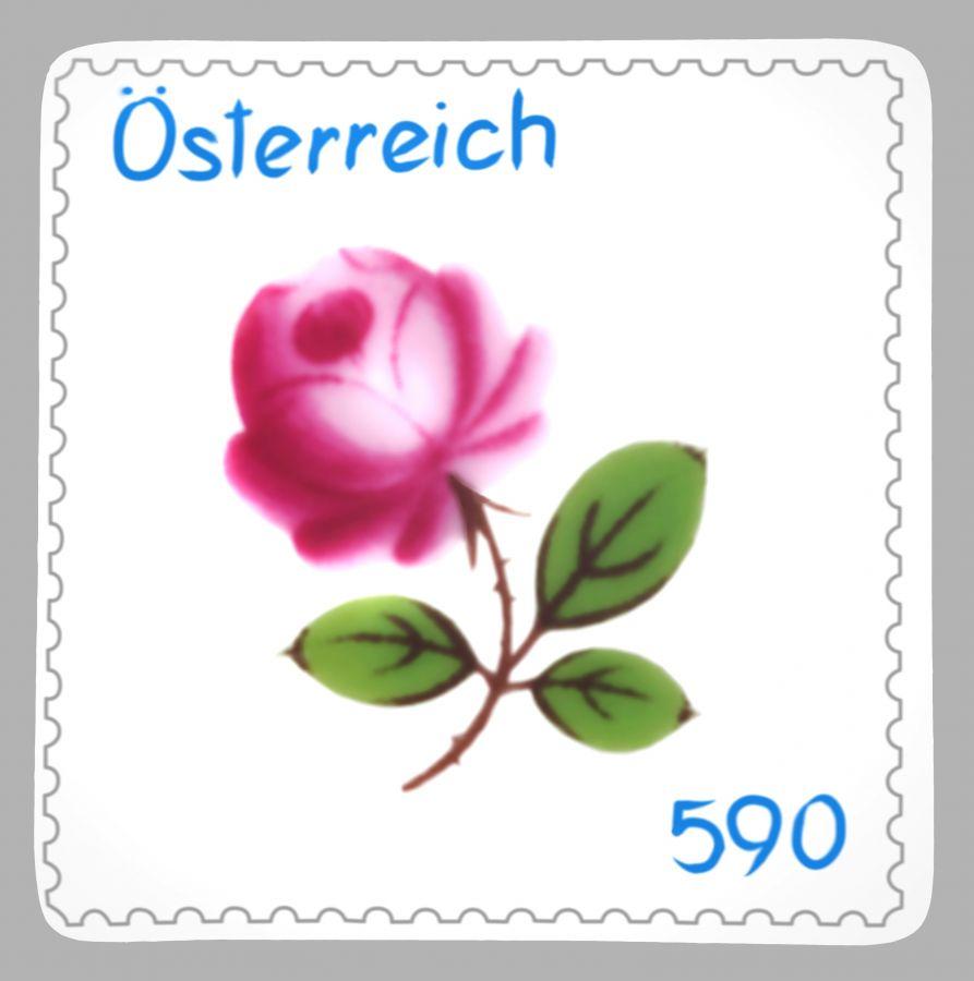 (2014) MiNr. 3127 ** - Rakousko - BLOCK - Vídeňská Růže
