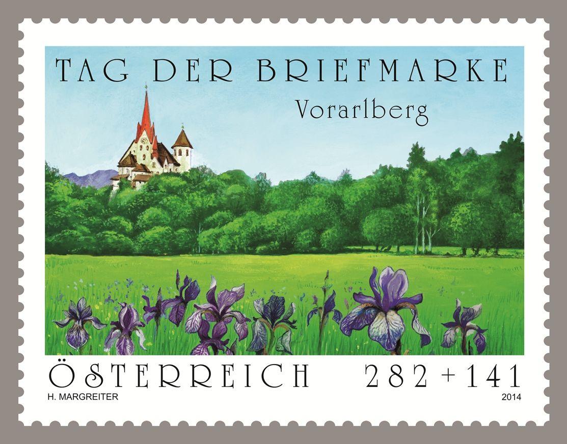 (2014) MiNr. 3159 ** - Rakousko - Den poštovní známky 2014