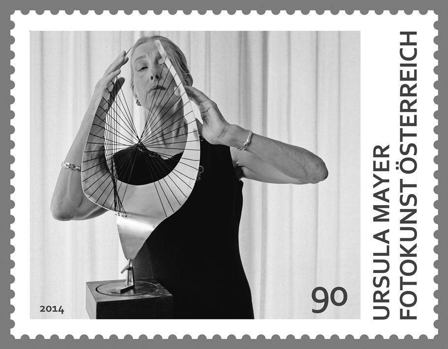 (2014) MiNr. 3167 ** - Rakousko - Ursula Mayer - Interiéry
