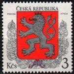 (1993) č. 1 ** - ČR - Státní znak