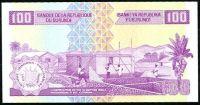 Burundi - banknotes