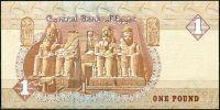 Egypt - bankovky