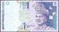 Malajsie - (P 39) - 1 Ringgit (1998) - UNC