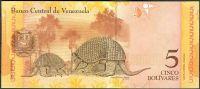 Venezuela - bankovky