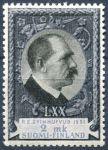 (1931) MiNr. 172 ** - Finsko -  Pehr Evind Svinhufvud
