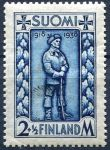 (1938) MiNo. 211 ** - Finland - post stamps