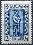(1938) MiNr. 211 ** - Finsko - Válka za nezávislost