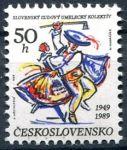 (1989) MiNo. 3012 ** - Czechoslovakia - postage stamps