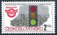 (1992) č. 3005 ** - Československo - Bezpečnost silničního provozu - BESIP