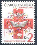 (1992) č. 3012 ** - Československo - Československý červený kříž