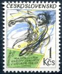 (1992) č. 3013 ** - Československo - ME juniorů ve stolním tenisu 1992