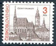 (1992) č. 3024 ** - Československo - Český Krumlov