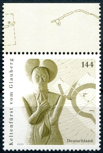 (2005) MiNr. 2436 ** - Německo - Archeologie v Německu