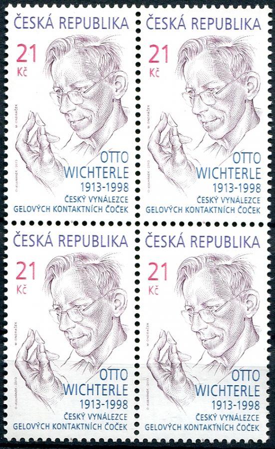 (2013) č. 790 ** - Česká republika - Otto Wichterle