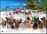 (2013) MiNo. 1494 - 1495 ** - Vanuatu - BLOCK 73